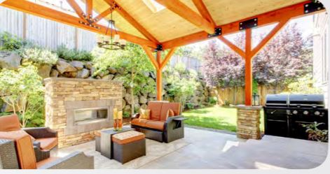 Getting the Most from your Outdoor Space  by Maya Garg