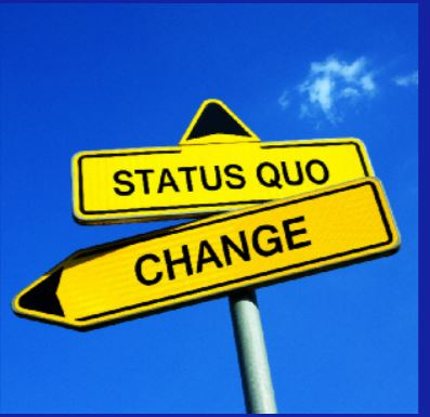 Is the Psychology of Change Holding You Back? By Maya Garg