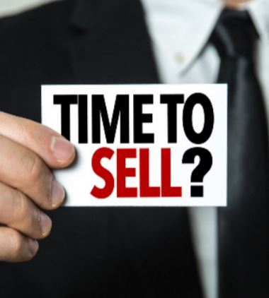 Is it time to Sell? by Maya Garg